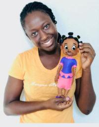 Alyfa Diy doll