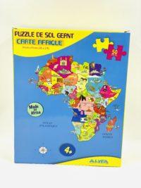 Puzzle Afrique French1