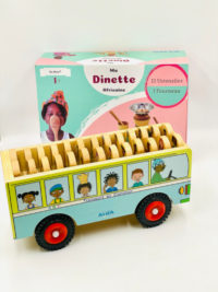 Pack Dalao - Dinette Bus Pack