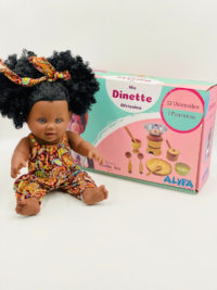 Pack Harare - Maleika Dinette Pack