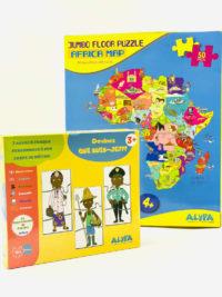 Pack Merka - Afrique Qui Suis Je PAck