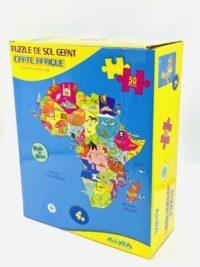 Puzzle Afrique French 2